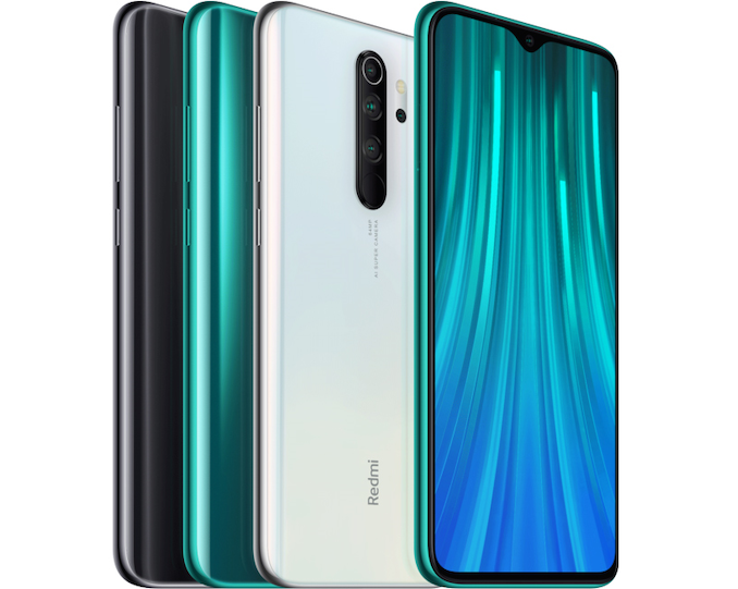 World's First Smartphone with a 64 MP Camera: Xiaomi's Redmi Note 8 Pro