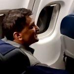 पर्यटनमन्त्री योगेश भट्टराईका कारण विमान रोकिएको भन्दै गालीगलौज, मन्त्रीले मागे माफी (भिडियो)