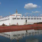 चीनका राजदूत हेर एक्सेलो हन यानक्वी नेतृत्व पाँच सदस्सीय प्रतिनिधी  द्वारा लुम्बिनी भ्रमण