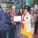 खेलकुदको विकासमा विद्यालयको भुमिका अहमः एन्फा अध्यक्ष कर्माछिरिङ्ग शेर्पा