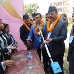 रुपन्देहीको तिलोत्तमा स्थित लुम्बिनी ईञ्जिनियरिङ् कलेजमा ईञ्जिनियरिङ् एक्स्पो सुरु