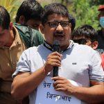 कोरोनाविरुद्धको लडाईमा नेपाली मिडियाको भूमिका प्रशंसनीय:उपाध्यक्ष पोखरेल