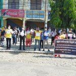 रुकुम घटनाको भ्रत्सना गर्दै बुटवलमा  प्रदर्शन,  संसदीय छानविन समिति गठन गर्न माग